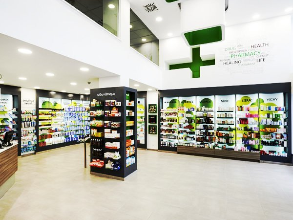Pharmacy Shop Project from USA
